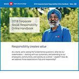 Corporate Social Responsibility Handbook