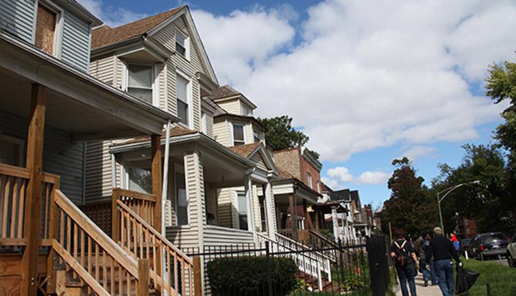 Building strong neighborhoods