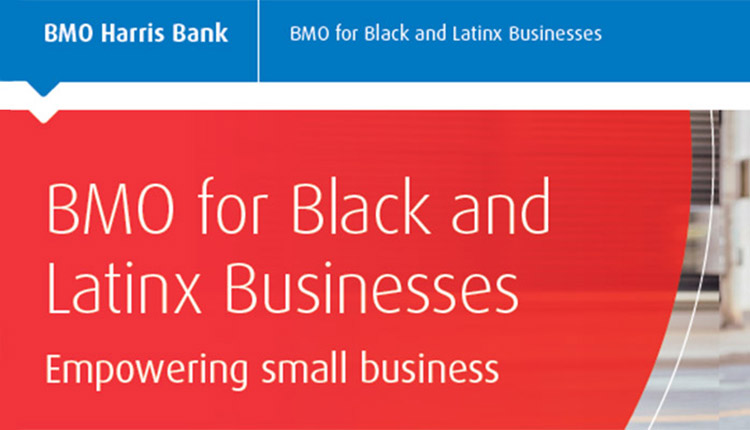 BMO Harris launches Black and Latin-owned small business programs