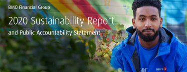 BMO's 2020 Sustainability Report and Public Accountability Statement
