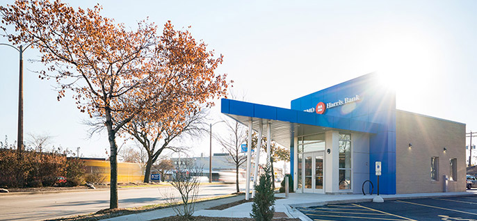 BMO Harris Bank branch