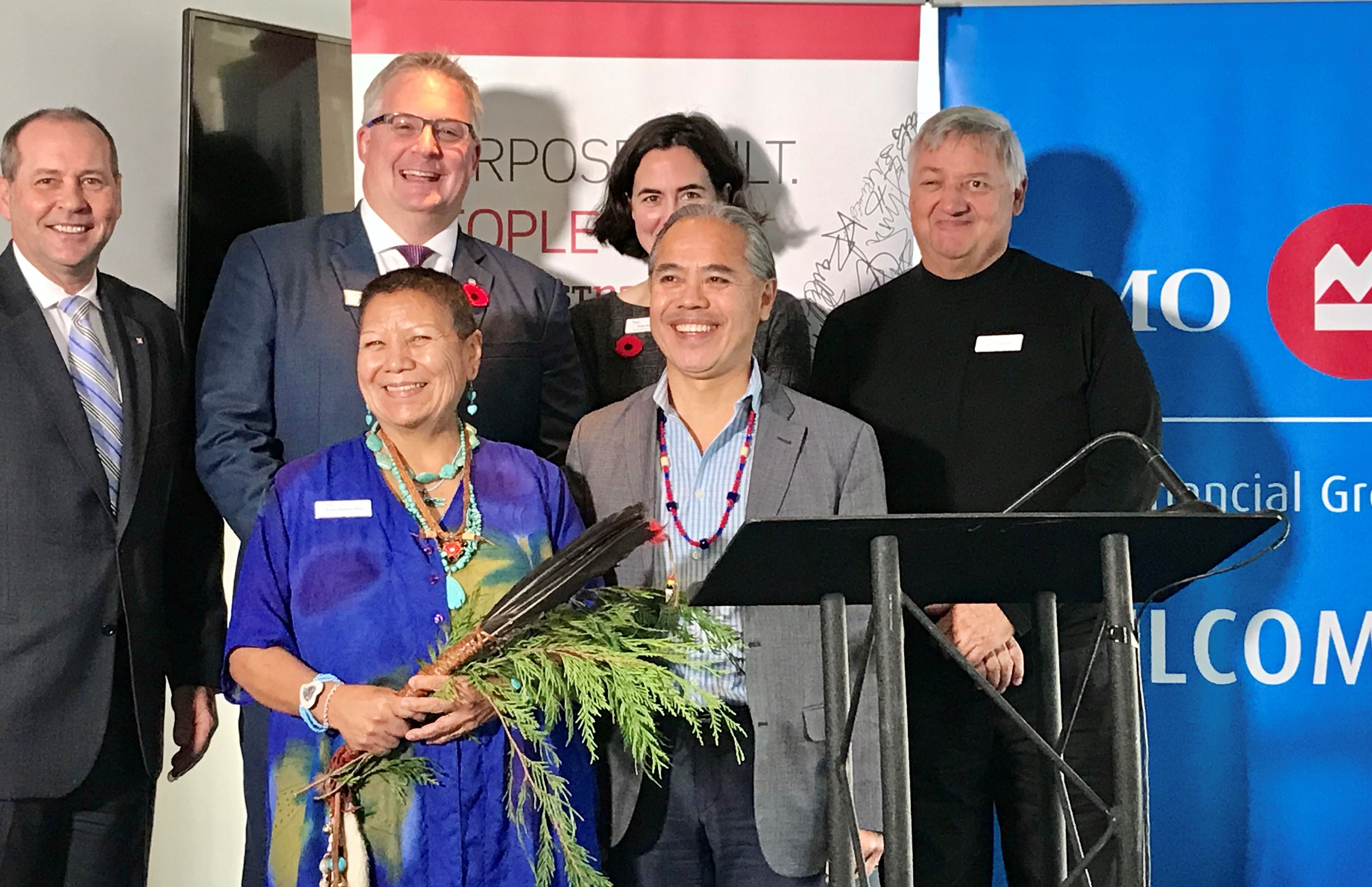 BMO supports Indigenous health with $2 million hospital donation.