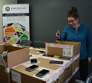 BMO donating BlackBerries for Ontario Victim Services