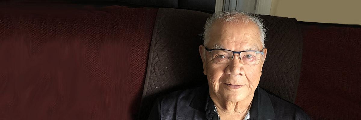 Elder Barney Williams, Jr.