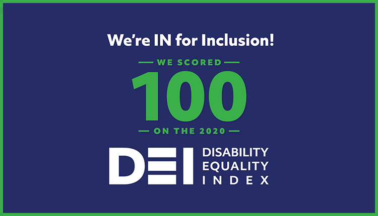 BMO earns 100 on 2020 Disability Equality Index for the fifth year in a row