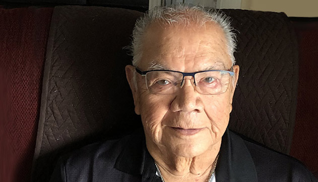 An interview with Barney Williams, Jr., Elder and residential school survivor
