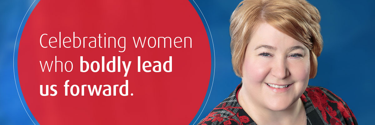 Celebrating women who boldly lead us forward.