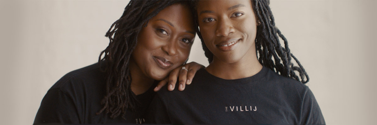 Shanelle McKenzie and Kim Knight of The Villij