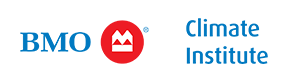 BMO logo and Climate Institute