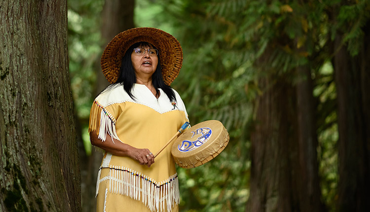 Giving with intention: $600,000 to advance Truth and Reconciliation